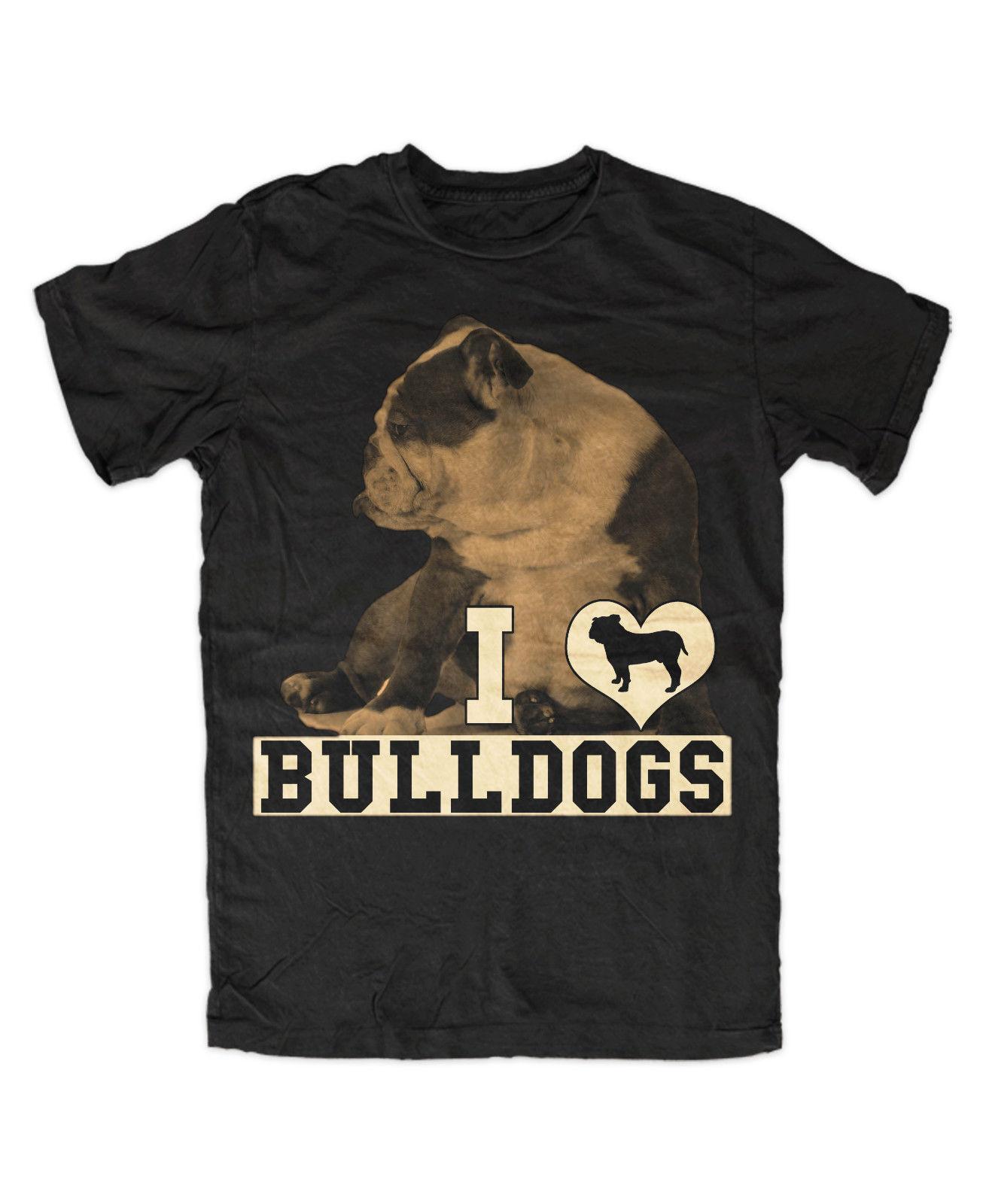 Englische Bulldogge футболка Шварц-Hund, собака, французский бульдог, Frenchi
