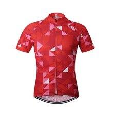 2016 Nuevos hombres Ropa Ciclismo Transpirable y de Secado rápido de Manga Corta Hombre Camisa de Ciclismo Bike MTB Jerseys