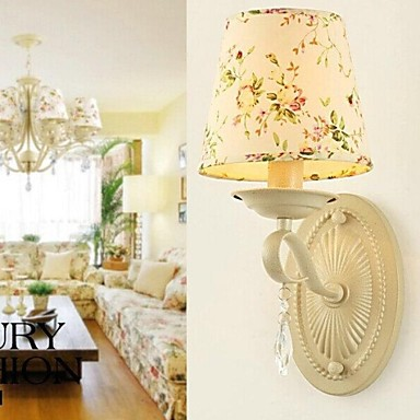 Iron Modern LED Wall Lamp Lights With 1 Light For Bed Home Lighting ,LED Wall Sconce Free Shipping