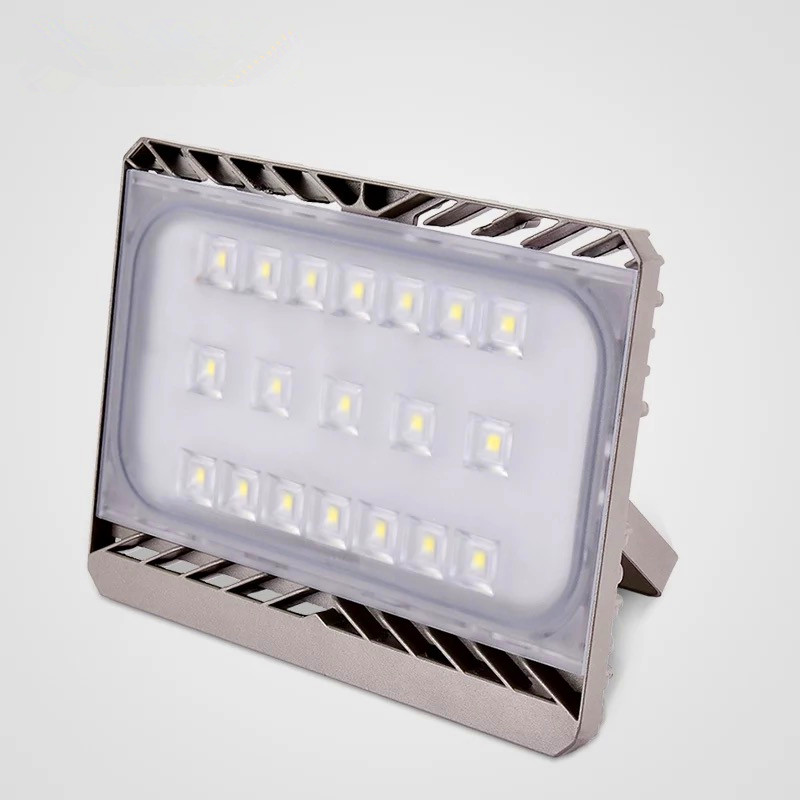 New Ultrathin Led Flood Light 30W 50W 70W 100W AC220V Waterproof IP65 Floodlight Spotlight Outdoor Lighting LED Reflector Lamp ac220v led flood light 30w 50w 70w 100w 150w reflector led floodlight waterproof ip65 spotlight warm cold white outdoor lighting