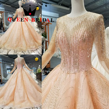 1bcbcfd522 Buy queen gown and get free shipping on AliExpress.com
