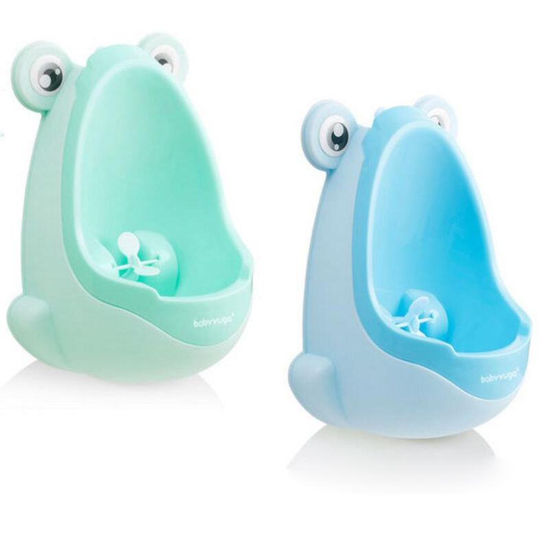 New Design High Quality Baby Urinal Wall-hung Type Kids Toilet Portable Potty Training Toilet Boys Trainers For Free Potty Brush