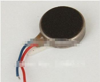 Free shipping Pancake 12mm Vibrator Vibration Motor Flat Cell Phone Pager 3V 3.4mm