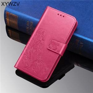 Image 2 - For LG Q60 Case Soft Silicone Filp Wallet Luxury Shockproof Phone Bag Case Card Holder Fundas For LG Q60 Back Cover For LG Q60