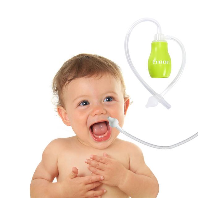 Safety infant/newborn/Baby nasal cleaner Vacuum Suction antibackwash baby Nasal Aspirator vacuum suction newborn nasal aspirator
