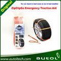 Life Saver ZipClipGo EmergencyTraction Aid 10pcs Zip and 10pcs Clip for 2 Wheels With Free Shipping