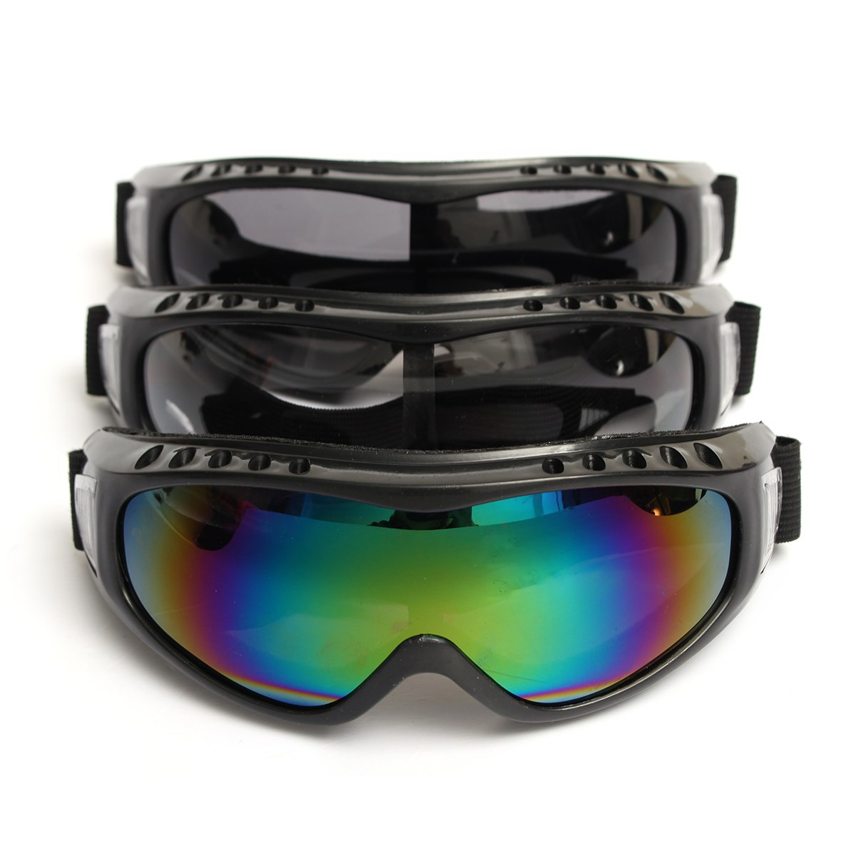Outdoor Sport Motocross ATV Dirt Bike Off Road Racing Goggles Motorcycle Glasses Surfing Dustproof