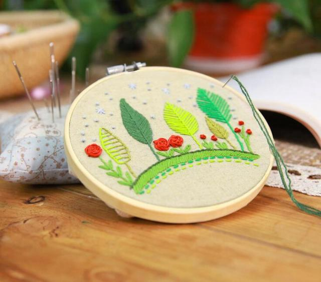 Aliexpress Com Buy Free Shipping Hand Embroidered Diy Beginners