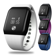 A88 Bluetooth телефон напомнить Pulseiras Inteligentes OLED touch 15 дней в режиме ожидания с Presión arterial Здоровье сна сердечного ритма трекер