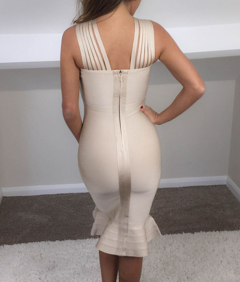 sexy-mermaid-bandage-dress6