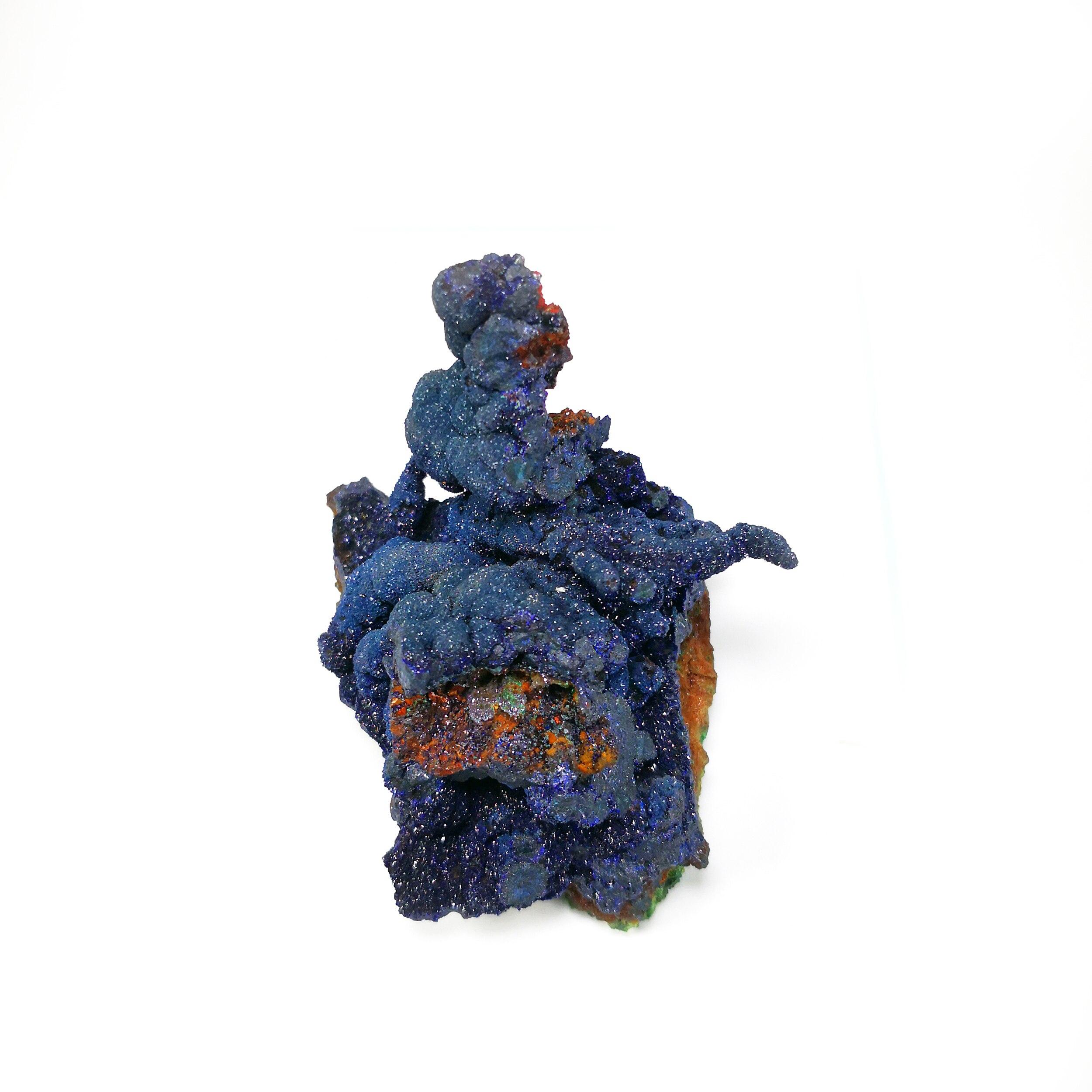 149g NATURALE Pietre e Minerali malachite azzurrite minerale esemplari di cristallo C1 45-in Pietre da Casa e giardino su  Gruppo 3