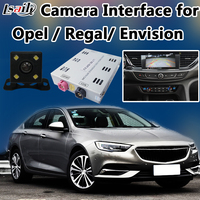 1080P Rear View Backup Camera Interface for Buick Opel Regal Triggered by Reverse Gear support 360 Bird View Cameras as Option