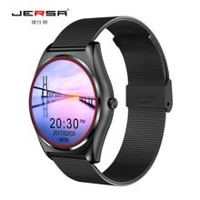 Smart Watch Jersa N3 HD Wholesale Touch Screen Wireless Charging Fashion Sports Tracker Bluetooth Heart Rate Anti-lost Music