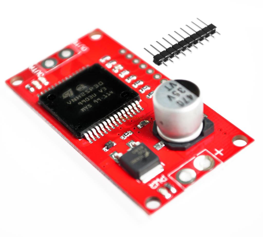 Buy 30a Mini Vnh2sp30 Stepper Motor