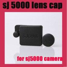 SJ 5000 SJ5000 SJCAM Plus Lens Cap Capa + habitação caso Para Wifi SJ5000 SJCAM SJ5000 Além do esporte Acessórios para câmara