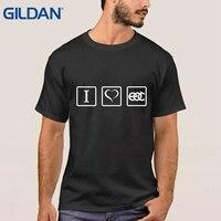 Custom Print Shirts Elektrische Daisy Carnaval Edc York Building T-shirts Ronde Kraag Game Tees Katoen