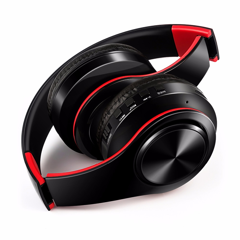 Bluetooth Headset Wireless Stereo Headphones Bass Earphone For <font><b>Ginzzu</b></font> S5050 S5040 S5140 <font><b>ST6040</b></font> Flycat Optimum 5501 Optimum 5004 image