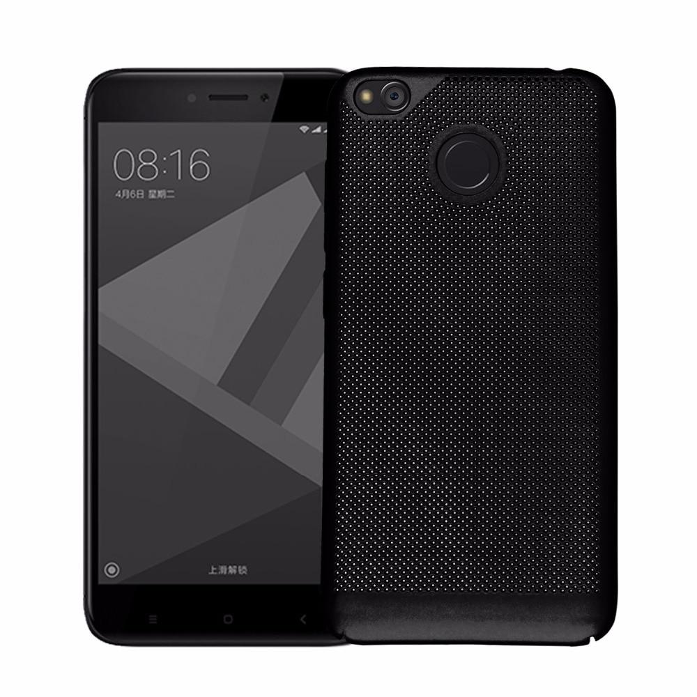 KSQ For Xiaomi redmi 4x case hard plastic cover redmi 4x case coque phone fundas for XiaoMi redmi 4x 4 x Radiating Hol back case
