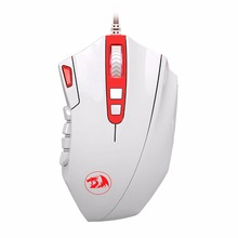 M901 PERDITION 16400 DPI High Precision 18 Programmable buttons Gaming Mouse for PC Laptop Computer Gamer Mouse 9800 Chipset
