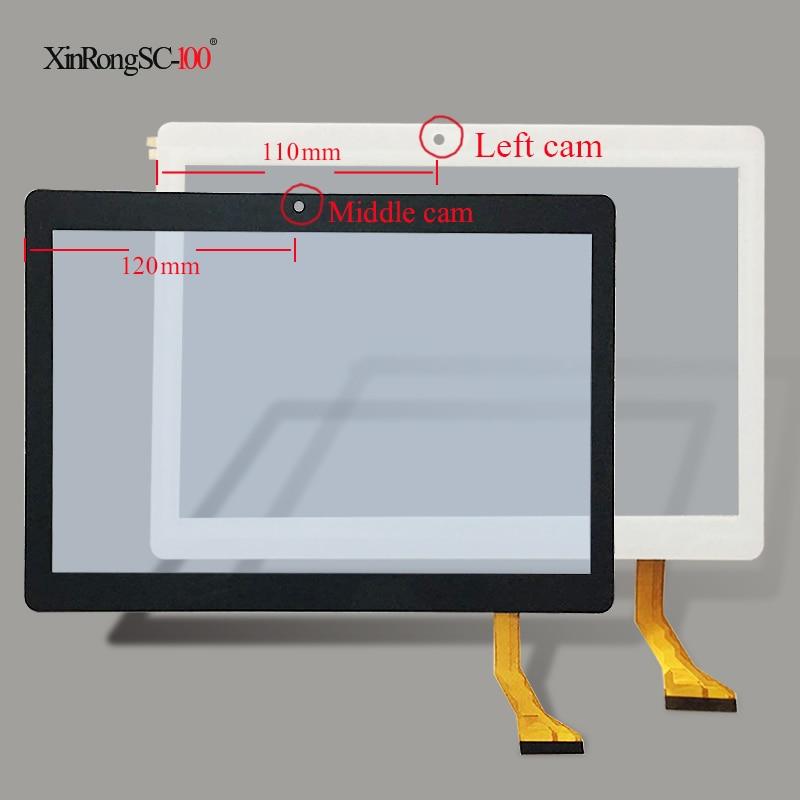 10 дюймов Дракон сенсорный K10 планшет сенсорный экран Сенсорная панель дигитайзер Стекло MJK-1369 XET