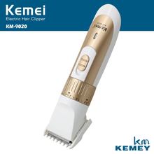 Kemei Electrical Hair Clippers Private Hair Trimmers Adjustable Rechargeable Electrical Razor Skilled Hair Scissors For Hair