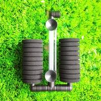 23cm Aquarium Filter Fish Tank Air Pump Skimmer Biochemical Sponge Foam Filter Aquarium Filtration Filter