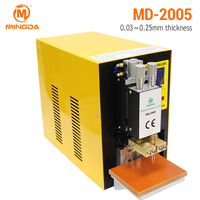 MINGDA Professional Spot Welding Machine With Good Connection 18650 Battery Welder Machine 110/220V Spot Welder 3D Printers    -