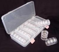 Plastic Beads Storage Container 13cm Wide 27 5cm Long 4 5cm High