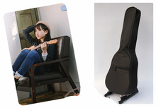 Thicken Black Soprano Concert Tenor Ukulele Bag Case Backpack 21 23 24 26 Inch Ukelele Beige Guitar Accessories Parts Gig