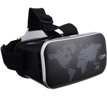 VRPARK V3 Virtual Reality Glasses VR Headset VR Box VR 3D Glasses for Smart Phone Blu-ray Lenses Free Shipping 12003356 2016 new baofeng mojing iii plus vr box 3d glasses virtual reality super 3d vr glasses for iphone xiaomi 4 7 6 smart phone