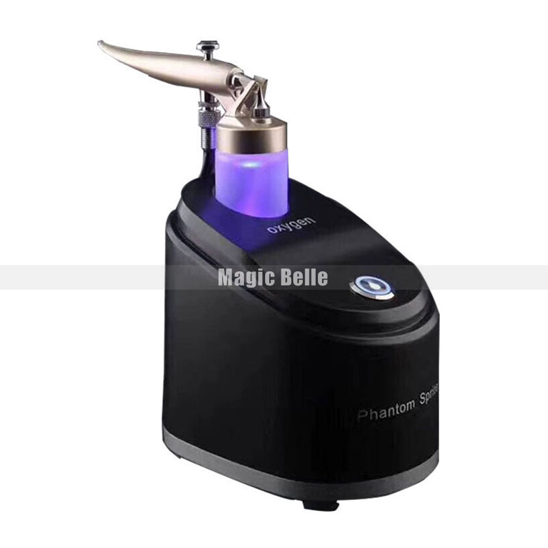 Blue Oxygen Spray Wrinkle Removal Skin Moisturizing Skin Rejuvenation Face Lifting Spray MachineBlue Oxygen Spray Wrinkle Removal Skin Moisturizing Skin Rejuvenation Face Lifting Spray Machine