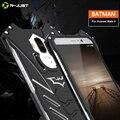 Huawei mate 9 case r-just batman serie de lujo de aluminio del espacio de metal cubierta del teléfono casos para huawei mate 9 5.9 ''mobile Coque