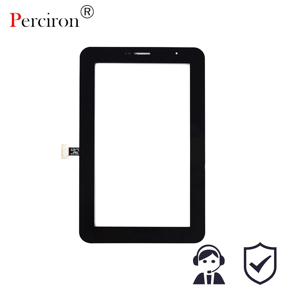 New 7 inch For Samsung Galaxy Tab 2 7.0 P3100 P3110 Touch Screen Panel Glass Sensor Digitizer Tablet PC Replacement Parts limoni точилка с контейнером 7 9 мм