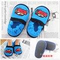 2015 Winter Children's Velvet Cotton Car Slipper Baby Home Casual Anti Skid  Shoes Thermal Slipper for Children