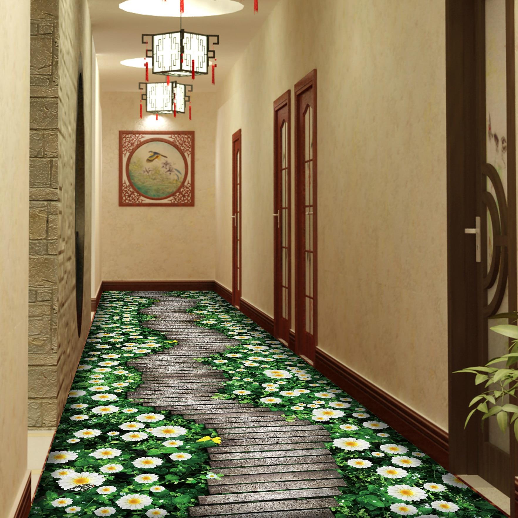 3D Printing Carpet Creative Door Corridor Mat Hallway ...