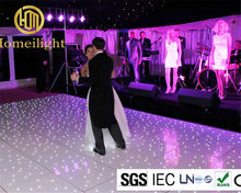 18X18ftWedding Dnd Party Dancing Floor LED Starlit Dance Floor Panel For Sale(China)