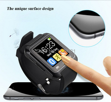 Bluetooth Smart U80 Watch BT-notification Anti-Lost MTK WristWatch for iPhone Samsung Android Phone