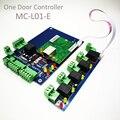 Высокое качество TCP/IP RFID система контроля доступа одна дверь панель доступа LAN интерфейс ворота контроллер доступа + плата расширения сигнал...