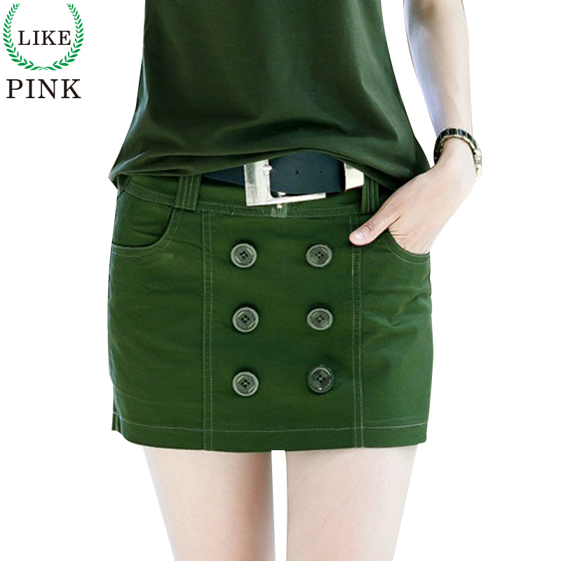 Popular Green Mini Skirts-Buy Cheap Green Mini Skirts lots from ...