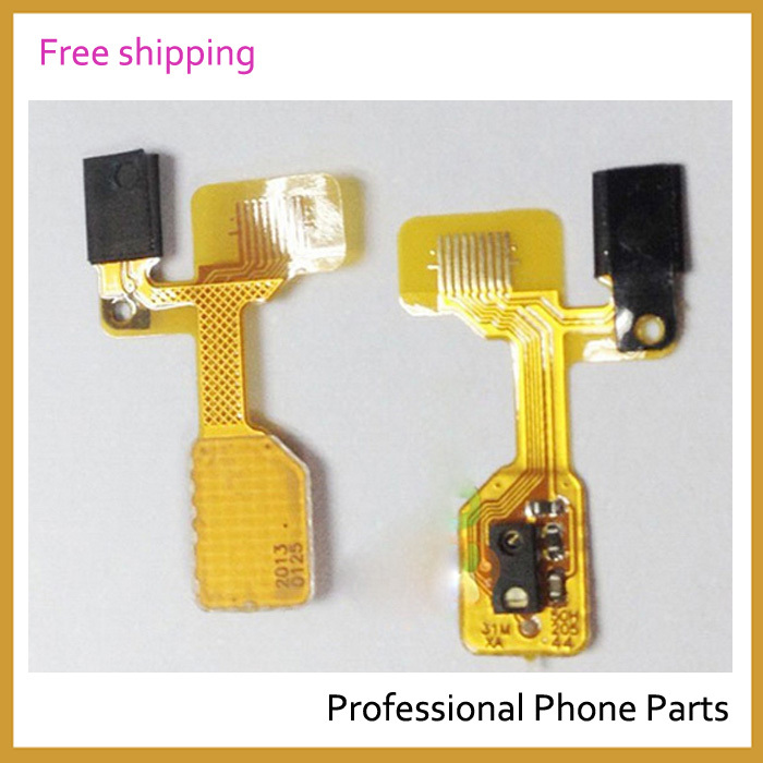 Genuine For HTC One Mini M4 601e Power Button On Off Switch Flex Cable Ribbon Repair Parts Replacement