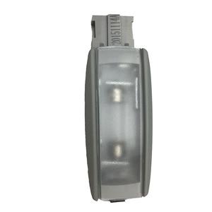 Sun visor light for Passat B6 B7 CC Golf MK5 MK6 MK7 Tiguan for Skoda superb sunshade makeup lamp Color gray 1KD 947 109