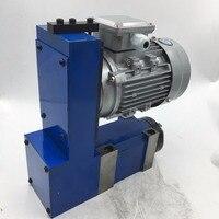 Шпинделя блок MT3 BT30 ER25 Мощность головы 3000 об./мин. 8000 об./мин. с 370 Вт асинхронный двигатель клиноременную для ЧПУ сверление гравировка