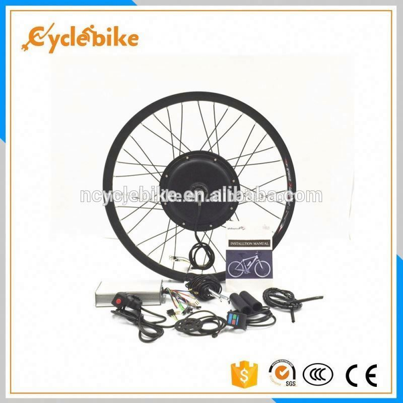 36v 500w kit ebike hub motor conversion kit rear motor crash bar mt 09
