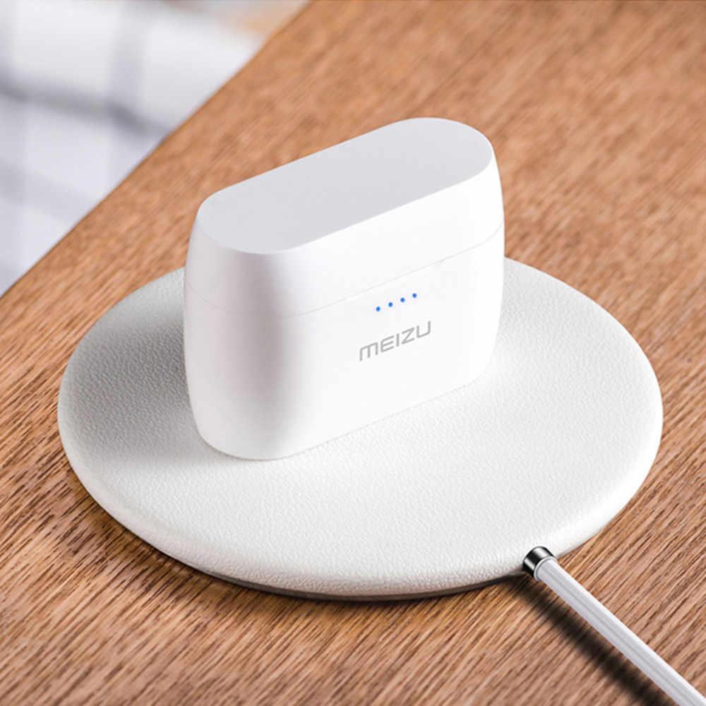 MEIZU POP TW50 prawda bezprzewodowe słuchawki Bluetooth TWS douszne słuchawki douszne IPX5 wodoodporne słuchawki sportowe z etui do ładowania bezprzewodowego