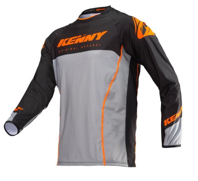 Moto Jersey Motorcycle-Clothing Kenny Mountain-Bike Dh-Shirt Downhill-Camiseta Long-Sleeve