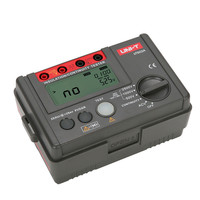 UNI T UT502A 2500V Insulation Resistance Tester High Voltage Insulation Tester Megger w/LCD Backlight Diagnostic tools