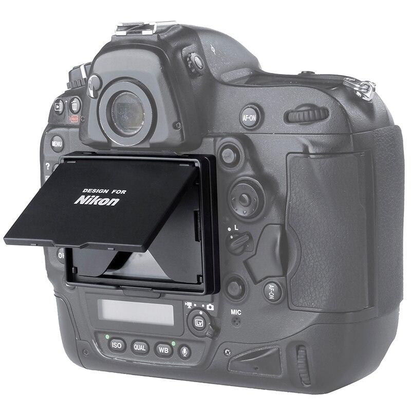lu-lcd-screen-protector-pop-up-sun-shade-lcd-hood-shield-cover-for-digital-camera-for-nikon-d4-d4s-dslr-camera
