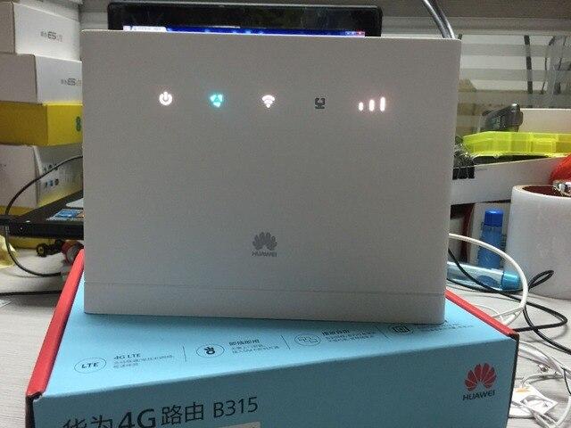 Huawei b315 vpn passthrough