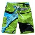 Nuevo 2015 Mens Boardshorts Marca de trajes de Baño Cortos Tamaño M-2XL de la Playa Trajes de Baño Para Hombres Beach shorts #1521