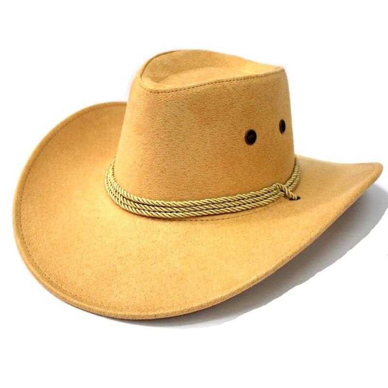 ₪Sombreros de vaquero para las mujeres con los campos sombreros ...